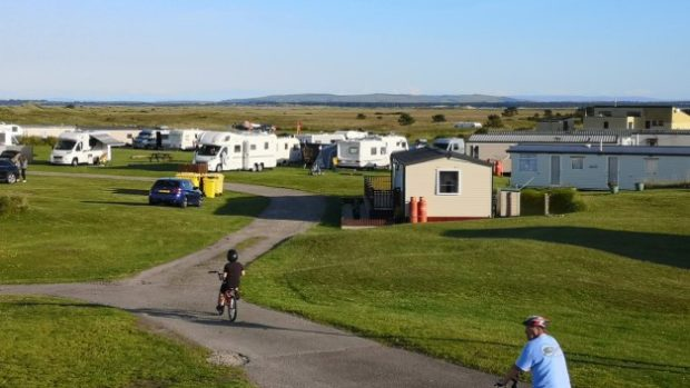 Dornoch Caravan and Camp Park