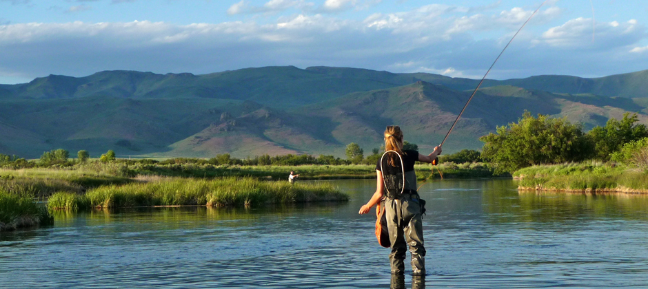 Do more in the Spring and Autumn Fishing