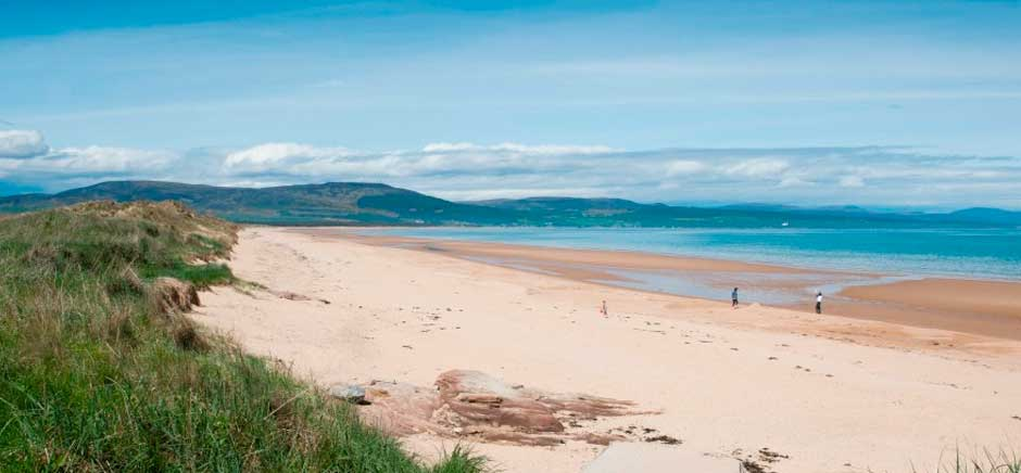 Camping and caravan sites in and around Dornoch