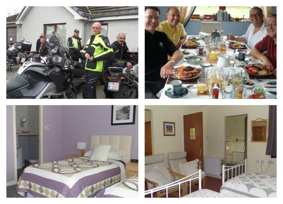 Amalfi Bed And Breakfast Dornoch