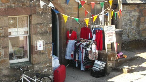 St Finnbarrs Charity Shop