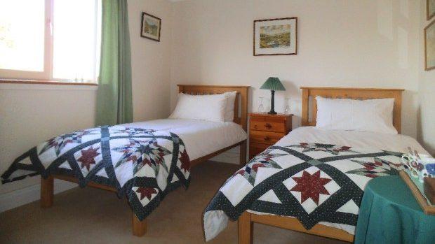 Highcroft Twin Bedroom