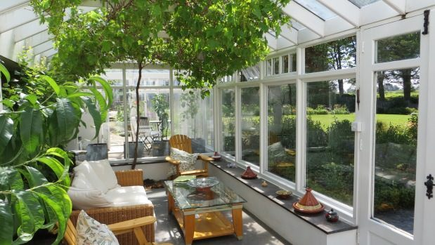 Embo House Conservatory