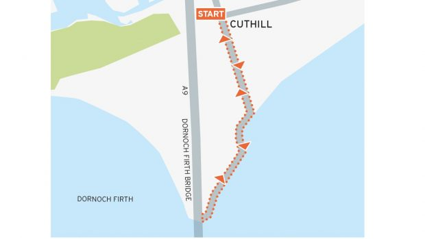 Cuthill Links Walk