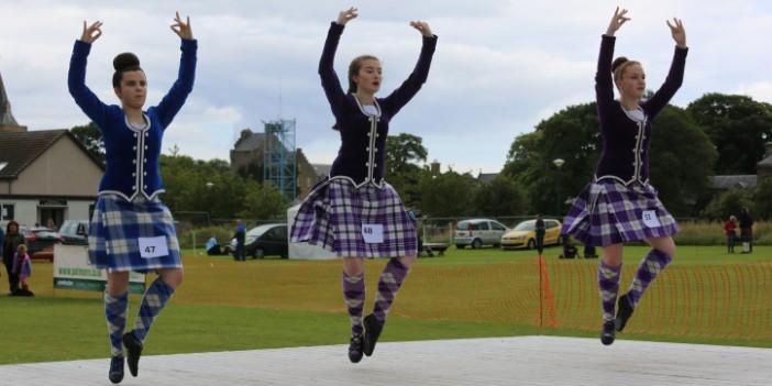 Dornoch Highland Dancers