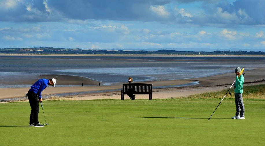 Scottish Golf Camp