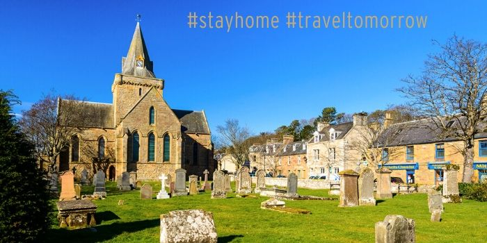 Absense Makes The Heart Grow Fonder Traveltomorrow Dornoch The fact of not existing: visit dornoch